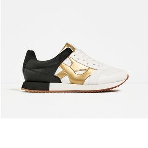 Zara Basic Collection Sneakers